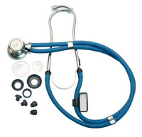"22"" Neon Series Sprague Rappaport-Type Stethoscope 602N-GR"