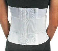 Lumbar Support Procare™ Small Elastic 31 to 34 Inch